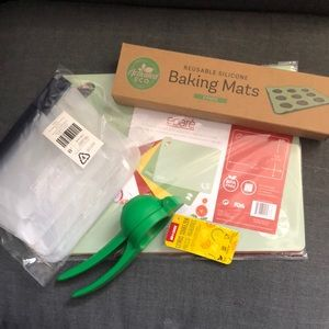 Kitchen tools and low waste bundle